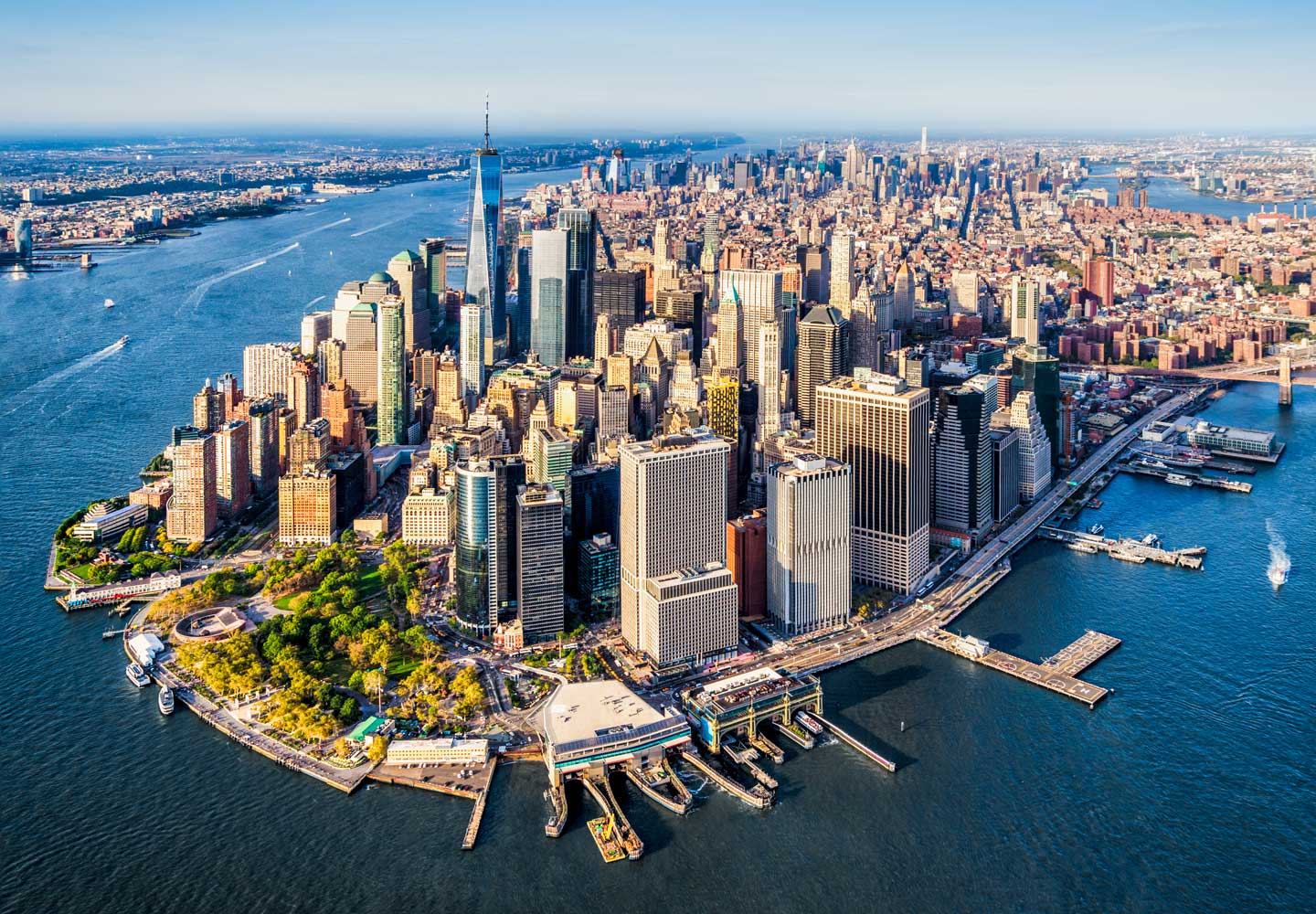 NYC Moving Guide: The New York City Boroughs, Explained ...