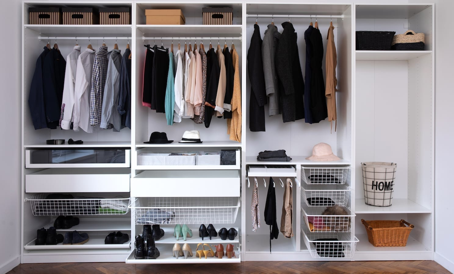 6 Tips For Storing Off Season Clothes Containing The Chaos