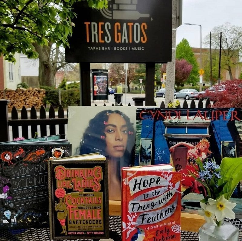 Tres Gatos in Jamaica Plain Boston