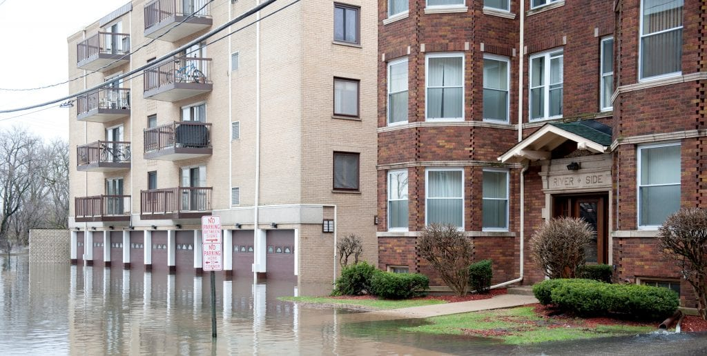 most renters insurance won't cover flooding like this