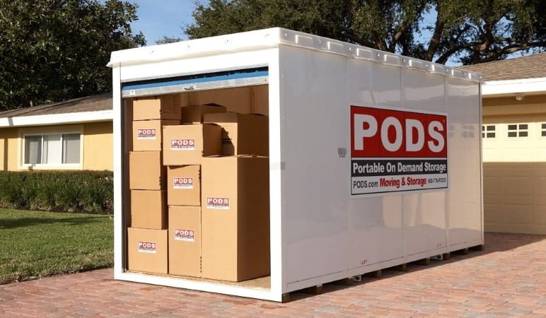 PODS container
