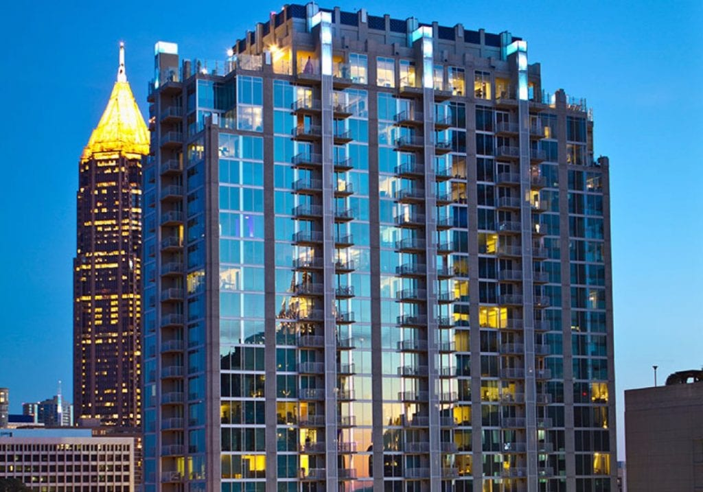 SkyHouse South luxury Atlanta apartments
