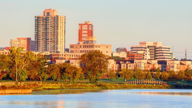 New Brunswick is one of the best places to live in New Jersey.