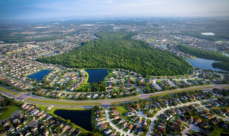 Kissimmee is one of the best places to live in Florida.