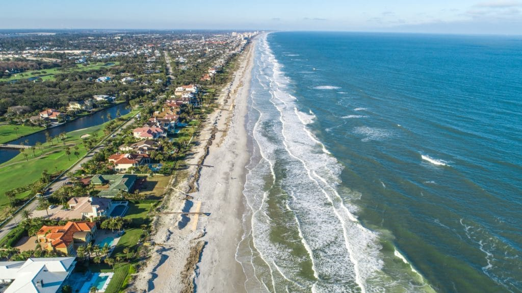 Jacksonville, Florida is one of the best places to live in Florida.