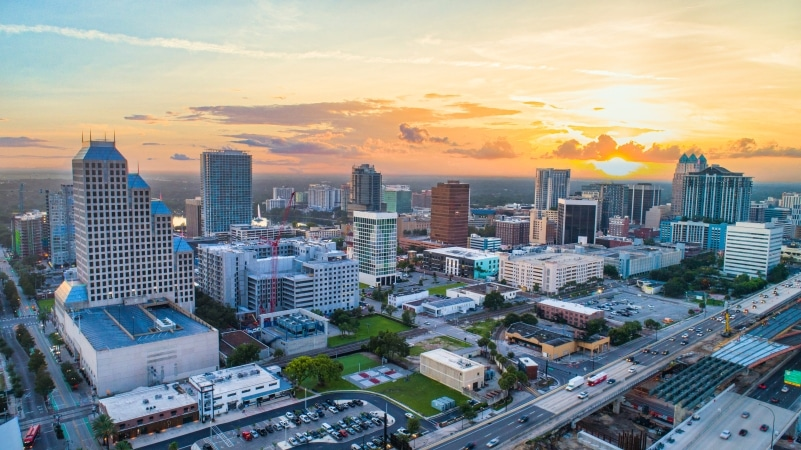 Orlando, Florida is one of the best places to live in Florida.