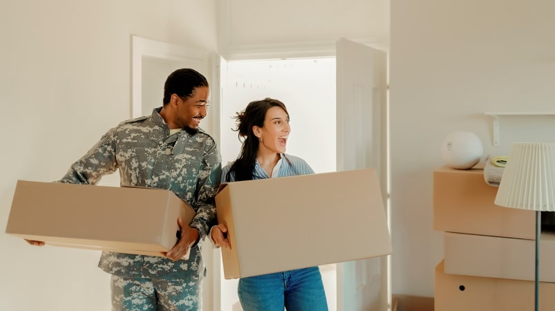 military moving can go smoothly when you plan ahead